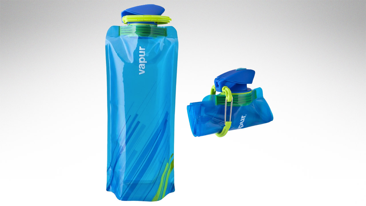 Foldable Water Bottle >> Travel Tech Review Collapsible Water Bottles