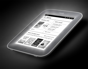 Giveaway | Barnes & Noble Nook Simple Touch w/ Glowlight