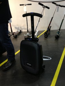 Travel Tech   Micro Luggage