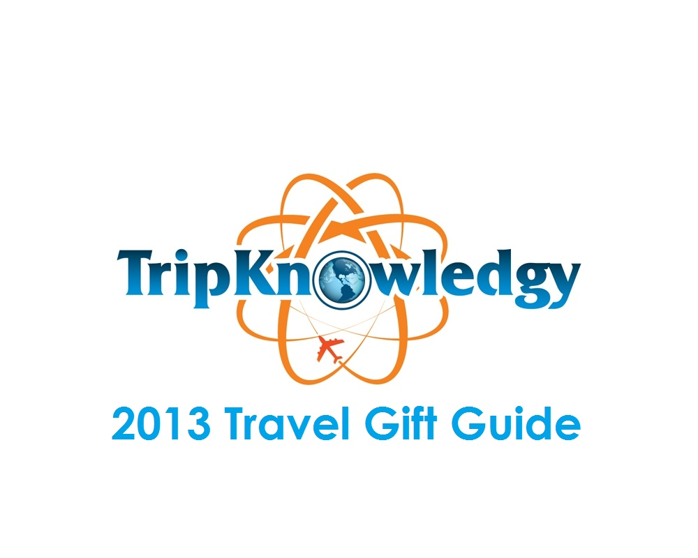 Essential travel gifts for globetrotters: holiday gift guide 2013.