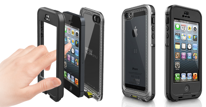 Lifeproof Iphone 5s Case: Otterbox Vs. LifeProof For IPhone 5S