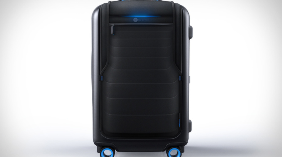 BlueSmart Carry-on Bag