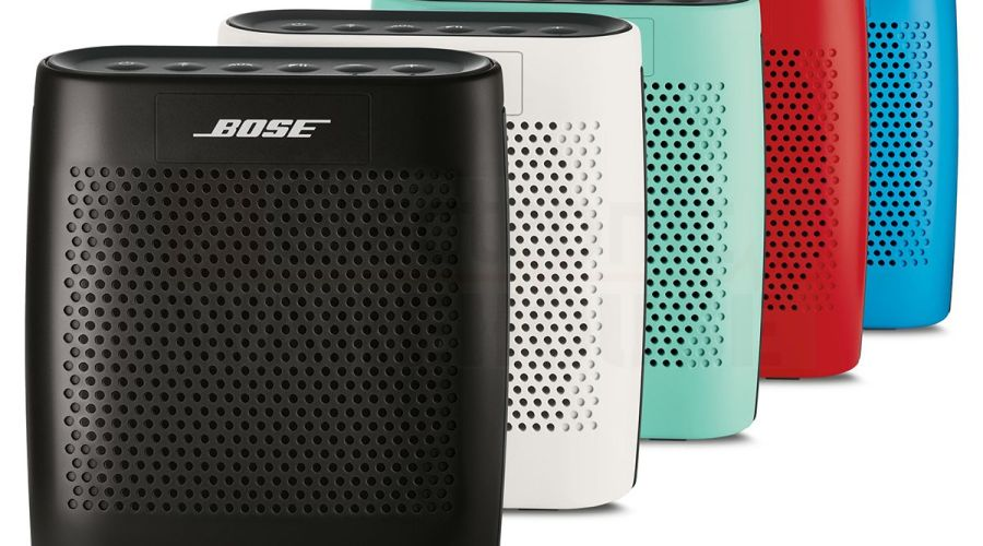 Bose soundlink Bluetooth Speakers